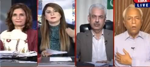 Tonight with Fereeha (Differences Increasing In PMLN) - 29th July 2021