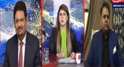 Tonight with Fereeha (Don't Drag Army Into Politics - DG ISPR) - 11th January 2021