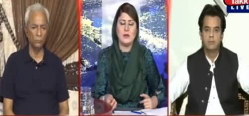 Tonight with Fereeha (ECP Orders Recount in NA-249) - 4th May 2021