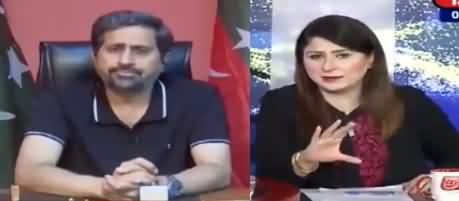 Tonight with Fereeha (Fayaz Chohan Exclusive Interview) - 1st October 2020