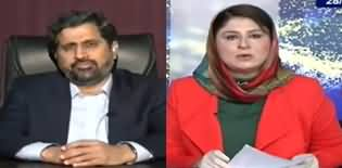 Tonight with Fereeha (Fayyaz ul Hassan Chohan Exclusive Interview) - 28th April 2020