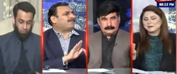 Tonight with Fereeha (First Death of Coronavirus in Pakistan) - 18th March 2020