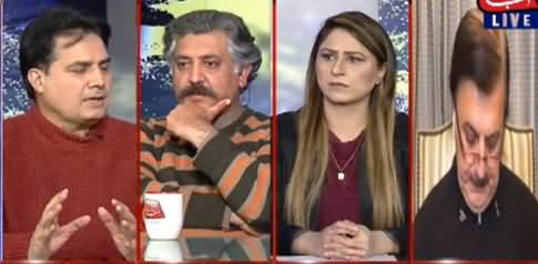 Tonight with Fereeha (Future of PDM At Risk) - 3rd February 2021