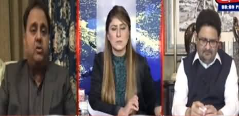 Tonight with Fereeha (Govt Determined on Open Ballot) - 10th February 2021