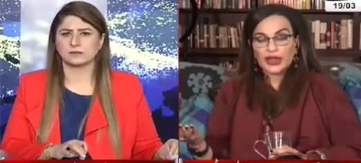 Tonight with Fereeha (Govt Vs Opposition) - 19th March 2021