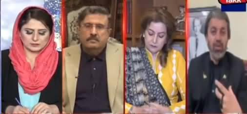 Tonight with Fereeha (Imran Khan Ka Qaum Se Khitab) - 19th April 2021