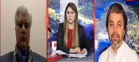 Tonight with Fereeha(Imran Khan's New Statement) - 23rd December 2020
