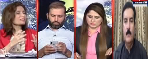 Tonight With Fereeha (Indian Conspiracy Exposed Against Pak Cricket) - 22nd September 2021
