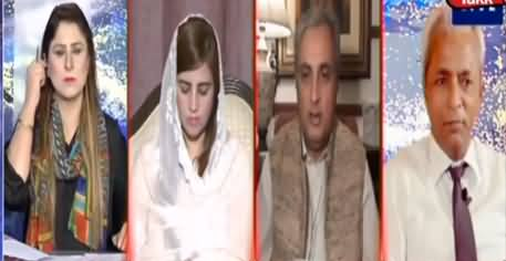 Tonight with Fereeha (Inflation, Governance, Opposition Divided) - 5th April 2021