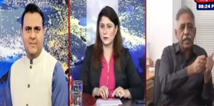 Tonight with Fereeha (Is PDM Divided on Nawaz Sharif's Narrative) - 20th November 2020