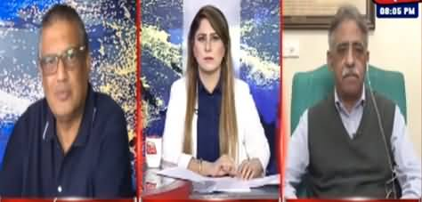 Tonight with Fereeha (Is PDM Movement Dying?) - 5th January 2021