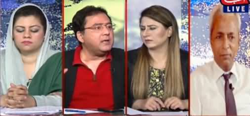 Tonight with Fereeha (Leaked Video of Sold Members Parliament) - 9th February 2021