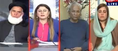 Tonight with Fereeha (Maulana Sherani's Allegations on Fazlur Rehman) - 21st December 2020