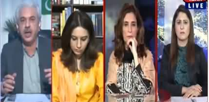 Tonight with Fereeha (Motorway Incident, What Is The Solution) - 15th September 2020