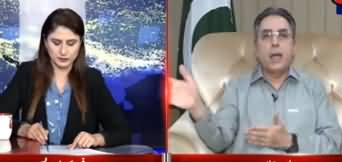 Tonight with Fereeha (MQM Leader Amir Khan Exclusive) - 21st November 2019