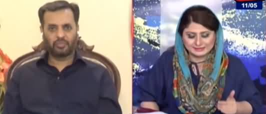 Tonight with Fereeha (Mustafa Kamal Exclusive Interview) - 11th May 2021