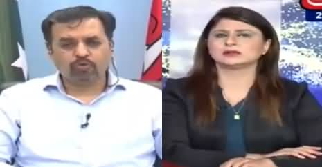Tonight with Fereeha (Mustafa Kamal Exclusive Interview) - 21st August 2020