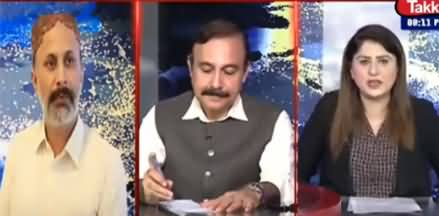 Tonight With Fereeha (Nawaz Sharif Wapis Ayein Ge?) - 25th August 2020