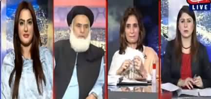Tonight with Fereeha (Opposition Ki Gujranwala Jalsa Ki Tayyarian) - 15th October 2020
