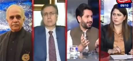 Tonight with Fereeha (Opposition's Anti-Govt Movement) - 9th October 2020