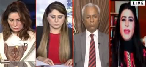 Tonight with Fereeha (PDM Ne Long March Multavi Kar Dia) - 17th March 2021