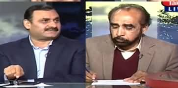 Tonight with Fereeha (PMLN Mein Forward Bloc) - 11th March 2020