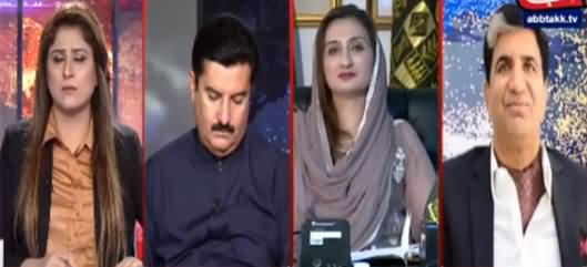 Tonight with Fereeha (PMLN Not Ready to Take Back PPP In PDM) - 25th May 2021