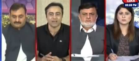 Tonight with Fereeha (PMLN Vs PTI Govt) - 23rd October 2020