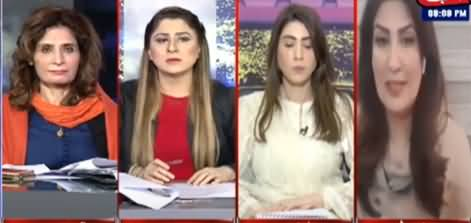 Tonight with Fereeha (PTI Foreign Funding Case) - 21st January 2021