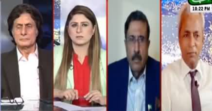 Tonight with Fereeha (Sadiq Sanjrani Wins) - 12th March 2021