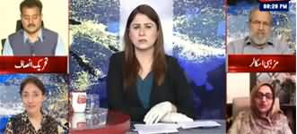 Tonight with Fereeha (SC Orders to Remove Dr. Zafar Mirza) - 13th April 2020