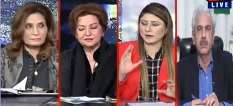 Tonight with Fereeha (Senate Election: Supreme Court's Opinion) - 1st March 2021