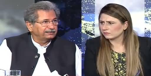 Tonight with Fereeha (Shafqat Mehmood Exclusive Interview) - 22nd March 2021