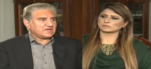 Tonight With Fereeha (Shah Mehmood Qureshi Interview) - 8th February 2021