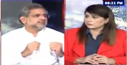 Tonight with Fereeha (Shahid Khaqan Abbasi Exclusive) - 10th August 2020