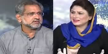 Tonight with Fereeha (Shahid Khaqan Abbasi Exclusive) - 27th April 2020