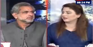 Tonight with Fereeha (Shahid Khaqan Abbasi Exclusive) - 7th April 2020