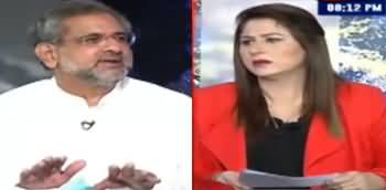 Tonight with Fereeha (Shahid Khaqan Abbasi Exclusive Interview) - 1st June 2020