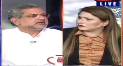 Tonight with Fereeha (Shahid Khaqan Abbasi Exclusive Interview) - 22nd June 2021