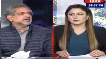 Tonight with Fereeha (Shahid Khaqan Abbasi Interview) - 15th December 2020