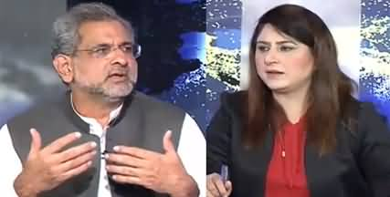 Tonight with Fereeha (Shahid Khaqan Abbasi Interview) - 6th October 2020