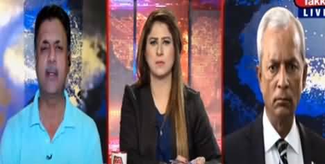 Tonight with Fereeha (Shehzad Akbar Under Allegations) - 16th February 2021  