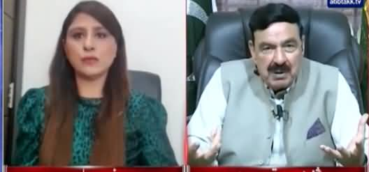 Tonight with Fereeha (Sheikh Rasheed Exclusive Interview) - 9th September 2021