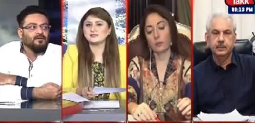 Tonight with Fereeha (Sindh Assembly Ka Naya Record) - 25th June 2021