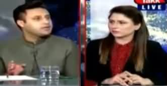 Tonight with Fereeha (Special Talk With Zulfi Bukhari) - 31st October 2019