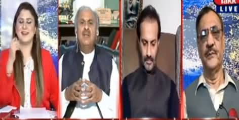 Tonight with Fereeha (Taliban's Return to Afghanistan) - 16th August 2021