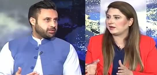 Tonight with Fereeha (Talk With Zulfi Bukhari About His Alleged Visit to Israel) - 29th June 2021
