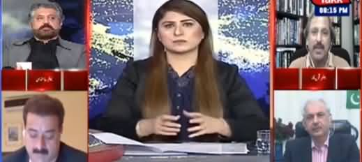 Tonight With Fereeha (TLP Protest, Govt's Strategy) - 28th October 2021