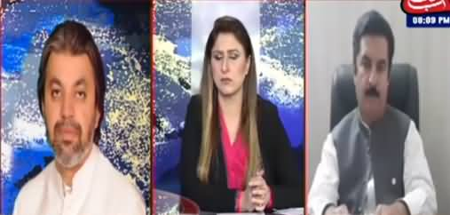 Tonight with Fereeha (Why Hafeez Sheikh Removed?) - 30th March 2021