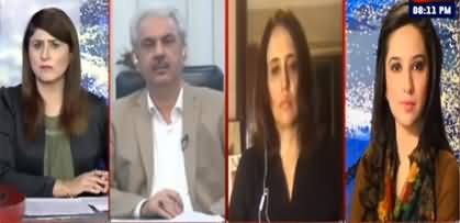 Tonight With Fereeha (Why Opposition Want to Close NAB) - 3rd August 2020
